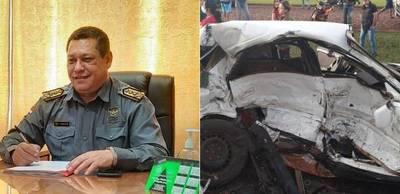 Violó cuarentena, protagonizó accidente fatal y ahora asume dirección de la Caminera – Prensa 5