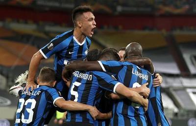 Inter castiga al Shakhtar y medirá al Sevilla en la final