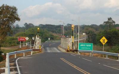 """Puente Areguá-Capiatá: Ovelar asegura que el presidente no sabía del proyecto """"de estas dimensiones"""""""