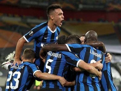 Inter golea y jugará una final europea 10 años después