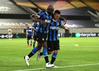 Inter aplasta al Shakhtar y medirá a Sevilla en la final de Europa League