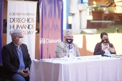 Reconocerán a personas y organizaciones que defienden los DD.HH. en Paraguay