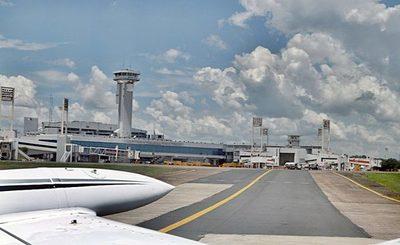 El tráfico aéreo cayó un 98 % en Paraguay