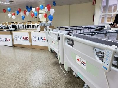 Salud refuerza camas de terapia intensiva en el Alto Paraná
