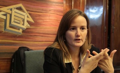 """Soledad Núñez: """"No sé cuáles son los comparativos de Dany Durand para hacer un comparativo con mi gestión"""""""