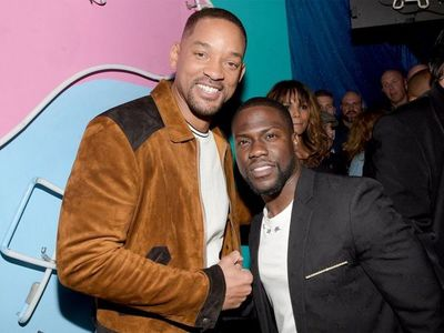 Will Smith y Kevin Hart se unen para recuperar Planes, Trains & Automobiles