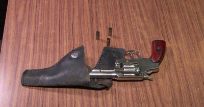 Detienen a guardia por efectuar disparos en presunto estado de ebriedad