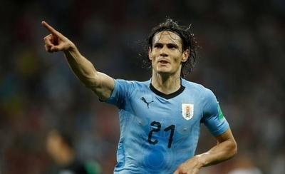 HOY / Cavani estaría cerca de arreglar su llegada al Benfica portugués