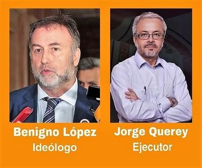 """""""Frente Guasu estrecha filas para vaciar los fondos del IPS con el guiño del jefe Benigno"""""""