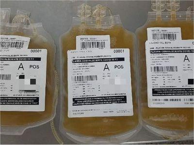 Realizan primeras transfusiones de plasma en Ciudad del Este