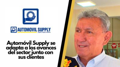 Automóvil Supply se adapta a los avances del sector automotor acompañando a sus clientes