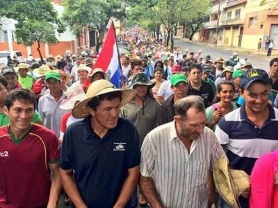 Campesinos anuncian movilización y rechazan gestión de Friedmann en el MAG