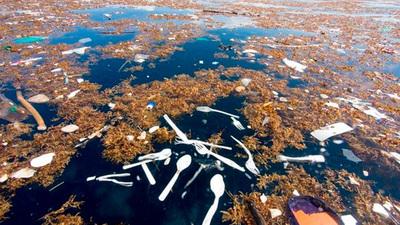 La cantidad de plástico en el Atlántico es unas 10 veces mayor de lo estimado