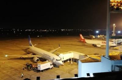 Para septiembre se prevé implementación de vuelos 'burbuja' a Uruguay