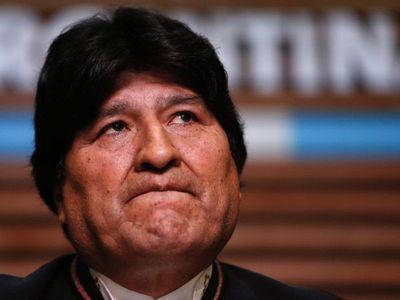 Investigan supuesta relación de Evo Morales con una menor