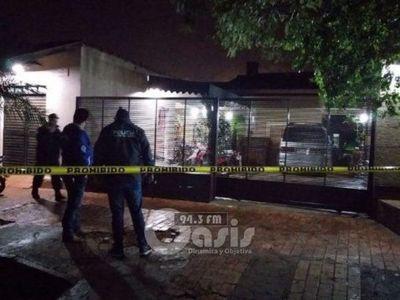 Ataque de sicarios y enfrentamiento en Pedro Juan deja un fallecido y un herido