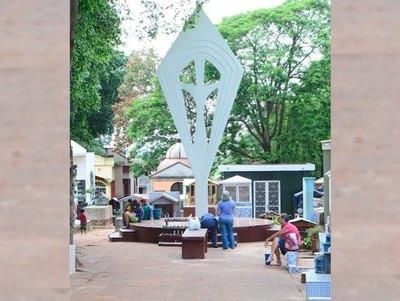 """No hay hína cementerio """"covid"""" en Alto Paraná"""