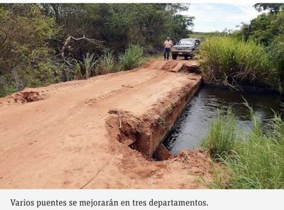 MOPC recibió 22 ofertas para construir puentes por G. 29.840 millones