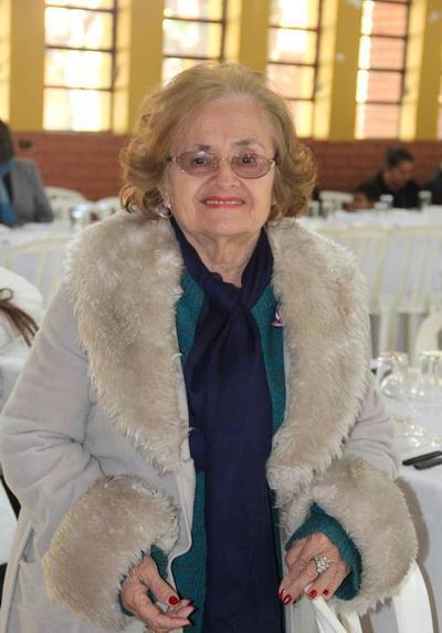 Proponen que una calle lleve el nombre de la docente Guillermina Núñez de Báez