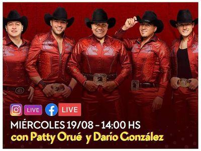 Bronco estará con Patty Orué y Darío González