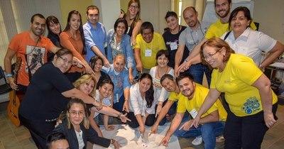 Red de Centros Culturales promueve el folclore paraguayo