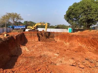 Instalarán moderna planta de tratamiento de aguas residuales en complejo habitacional de 35 torres