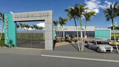 Hospital distrital de Hernandarias contará con nuevo pabellón