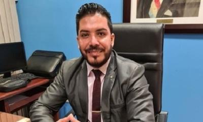 Carlos Portillo se reunió con personas de talla baja