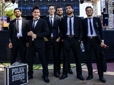 Polka Stereo presenta mañana la canción Ta'lopak en idioma guaná