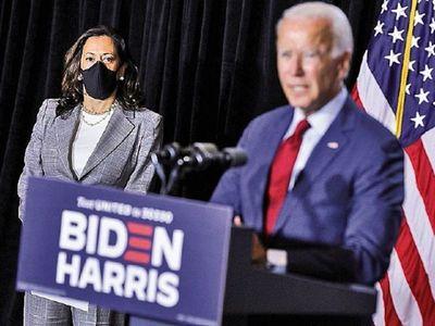 Obama pide creer en Biden y Harris