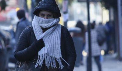 Anuncian bajas temperaturas por varios días