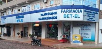 Desconocidos roban dinero de una farmacia de Ciudad del Este – Diario TNPRESS