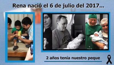 """""""Un año sin Renato, un año sin justicia"""", recuerdan con emotivo video"""