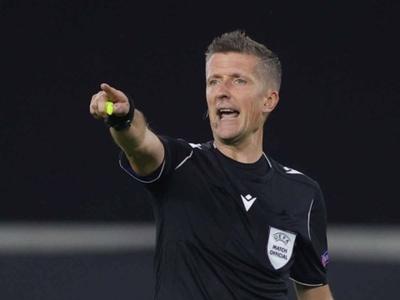 Designan al árbitro para la final de la Champions