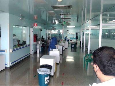 """Alto Paraná: """"Mayoría de pacientes son jóvenes e ingresan graves"""", refiere médico"""