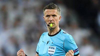 El árbitro de la final de la Champions