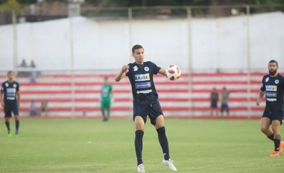 """HOY / Pablo Zeballos niega que tenga COVID-19: """"Estoy con un desgarro"""""""