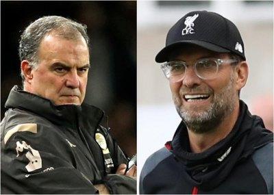 Klopp vs. Bielsa, choque de estilos en el inicio de la Premier League