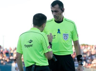 Fueron designados los árbitros para la fecha 15 del Torneo Apertura