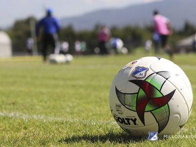 El fútbol vuelve en Colombia
