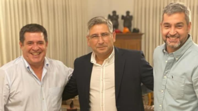 """Incursión de Abdo en 'Concordia Colorada' es inconstitucional"""""""
