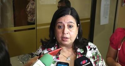 """Esperanza Martínez: """"Lo peor del gobierno de Abdo es lo que está por venir"""""""