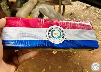 """Hallan 800 kilos de marihuana """"made in Paraguay"""" • Luque Noticias"""
