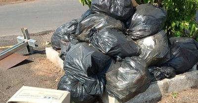 Medio Ambiente constató manejo irregular de residuos hospitalarios