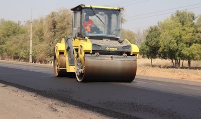 Loma Plata: En los próximos días habilitarán primeros metros de ruta nueva