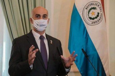 """Mazzoleni anuncia """"medidas light"""" y revela que el país hoy carece de política sanitaria"""