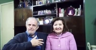 Imperdible entrevista de matrimonio tras exitosa donación de plasma
