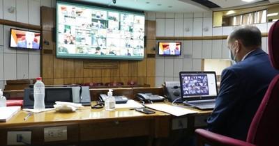 Senadores a favor del respeto de las garantías del expresidente Álvaro Uribe