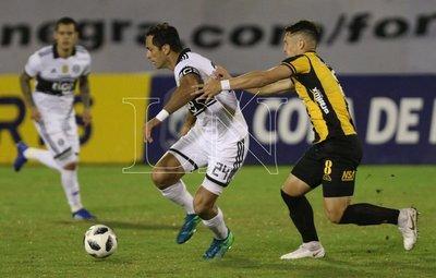 Olimpia encadena 9 partidos invictos ante Guaraní