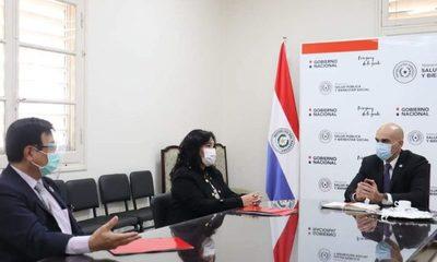 Representantes de DINAC, SENATUR y Salud tratan reactivación de vuelos